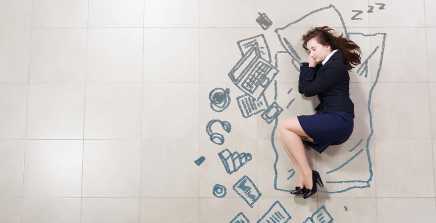 la importancia del descanso para la productividad laboral