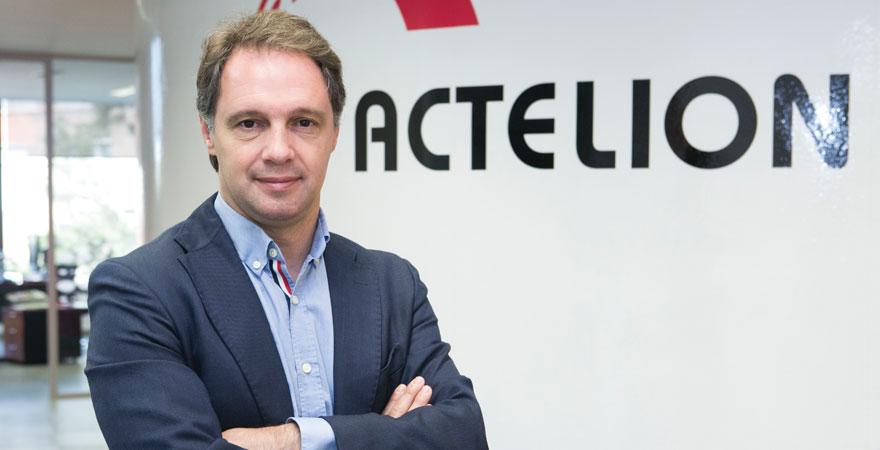 entrevista José Manuel Rigueiro | Actelion | Revista tendencias Randstad