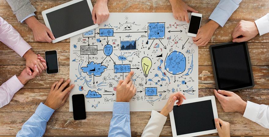 887a235c18853 Cómo influye la tecnología en el entorno laboral