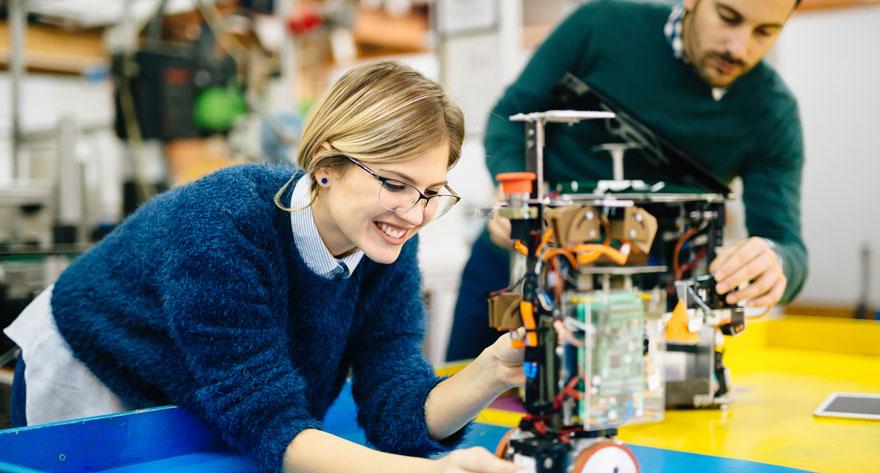 10 trabajos ingeniería | Engineering Challenge