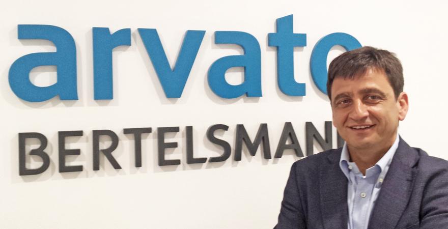 entrevista Manuel Iglesias | Arvato Iberia & LATAM | especialidades febrero 2017