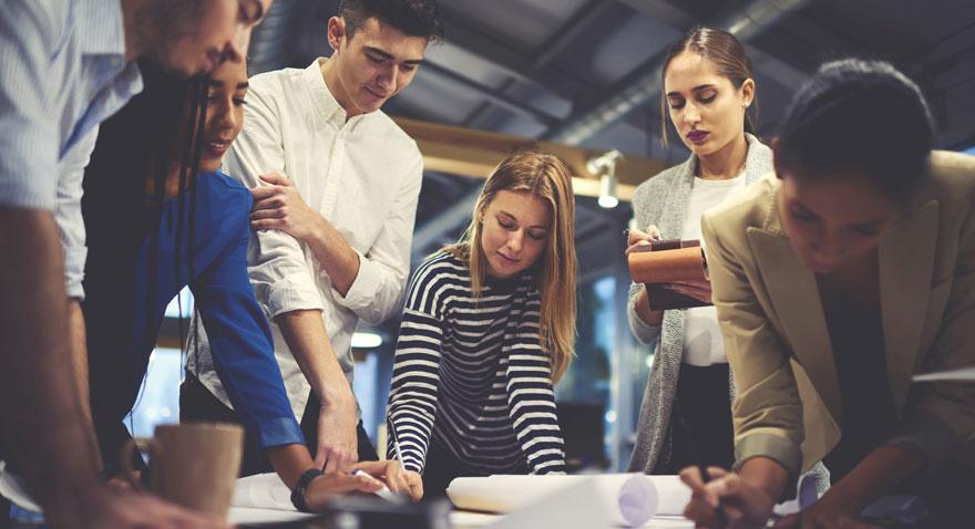 cómo potenciar el desarrollo creativo en el equipo