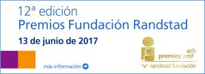 Premios Fundación Randstad   2017   previo evento   banner home