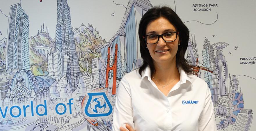 entrevista Laura Navarro | Mapei Spain