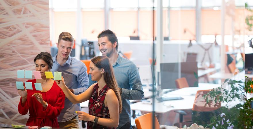 Nueva generación profesionales: job hopping
