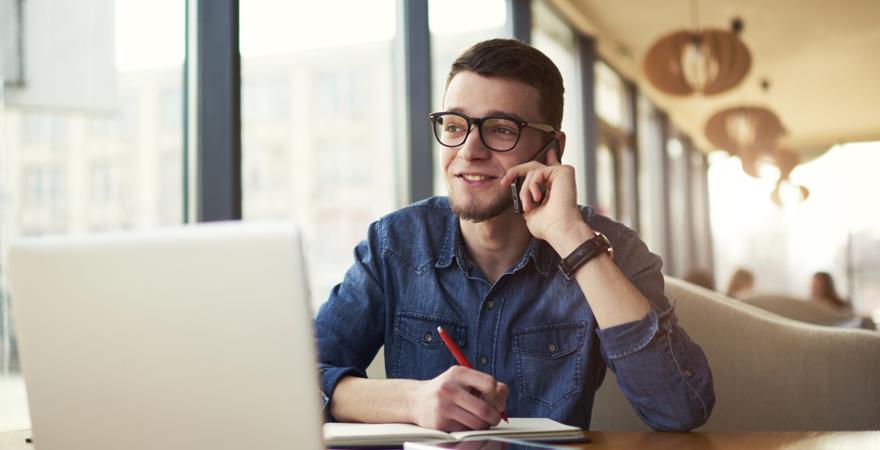 cómo enfrentarse a una entrevista telefónica | 880