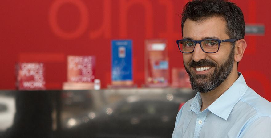 Entrevista Santiago Cabaleiro | Visual MS | News especialidades Pymes | febrero 2018
