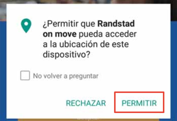 Randstad On Move Android | imagen 5