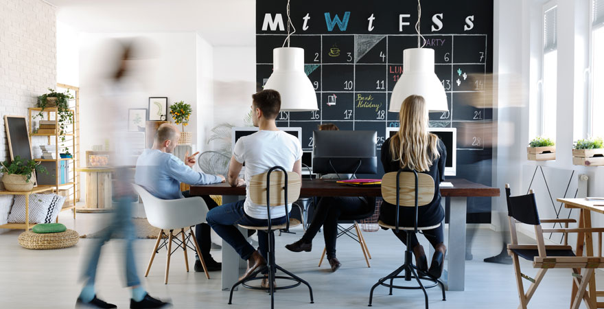 Co-Living, la evolución del Co-working | 880