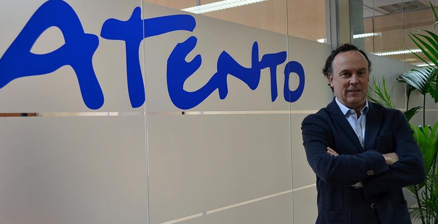entrevista Juan Riquelme | Atento España