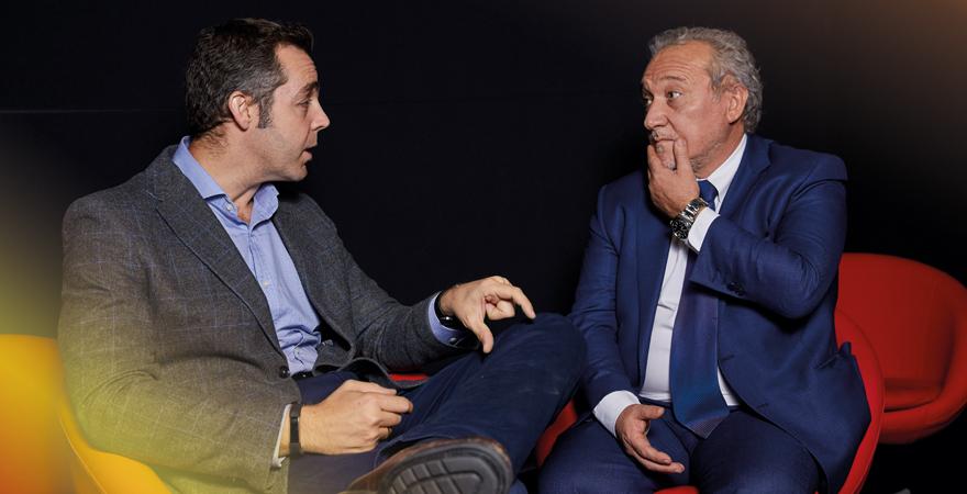 entrevista Tándem | Andrés Raya y Juan Tinoco | Revista Tendencias Randstad
