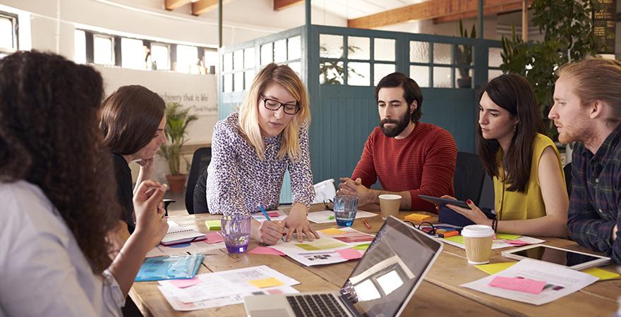 Cómo gestionar el talento con metodología Agile
