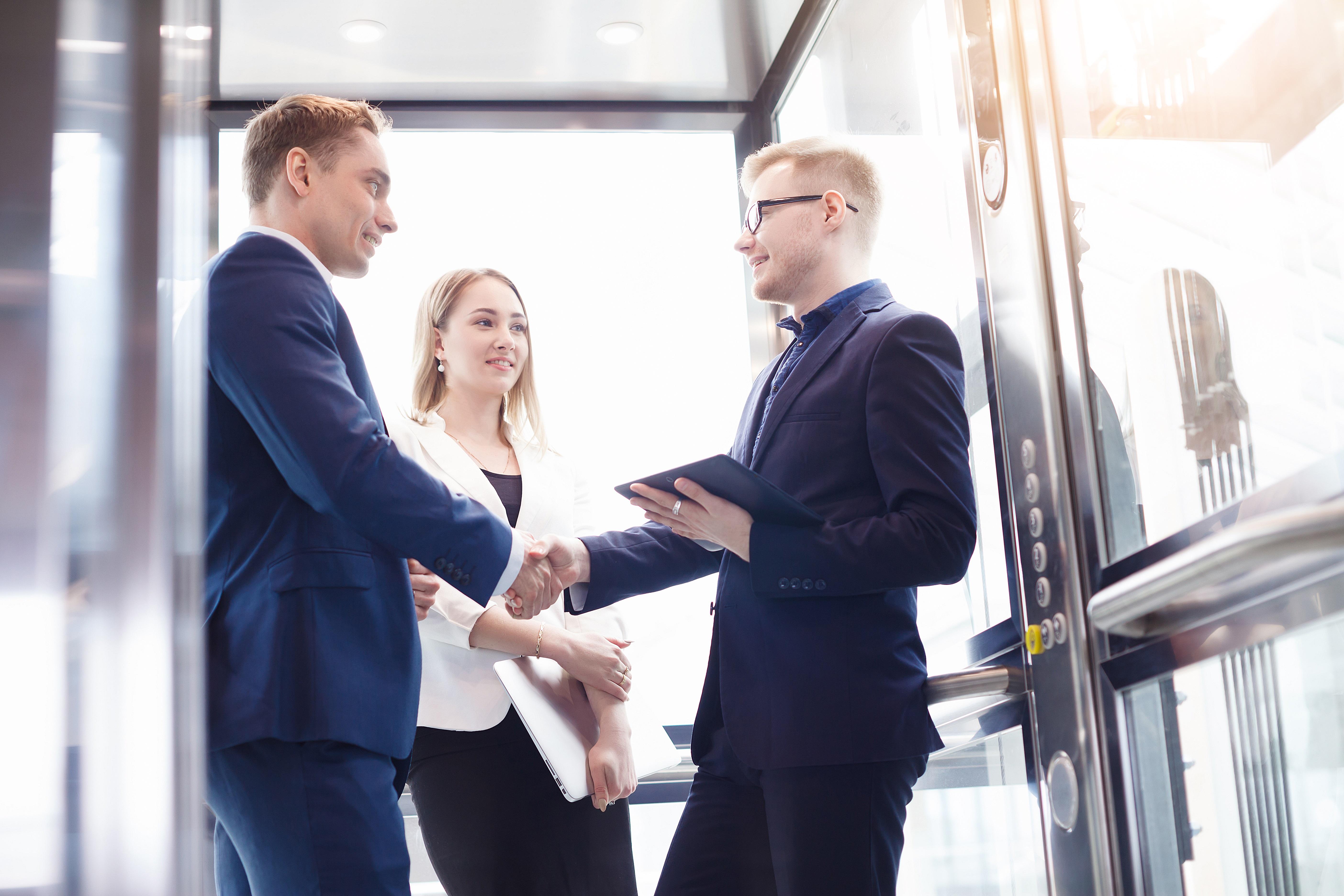 Elevator Pitch: presenta tu CV en un minuto