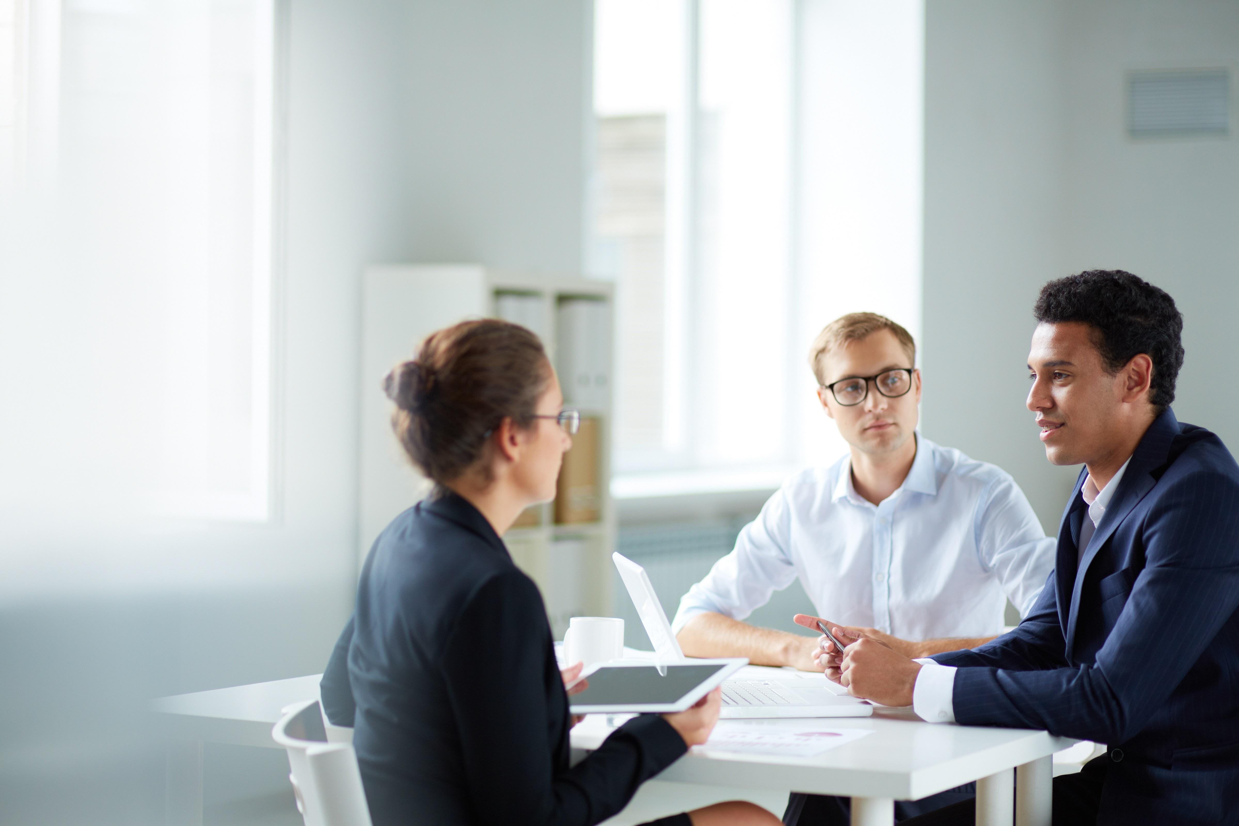 Cómo abordar los temas más importantes de una entrevista de trabajo