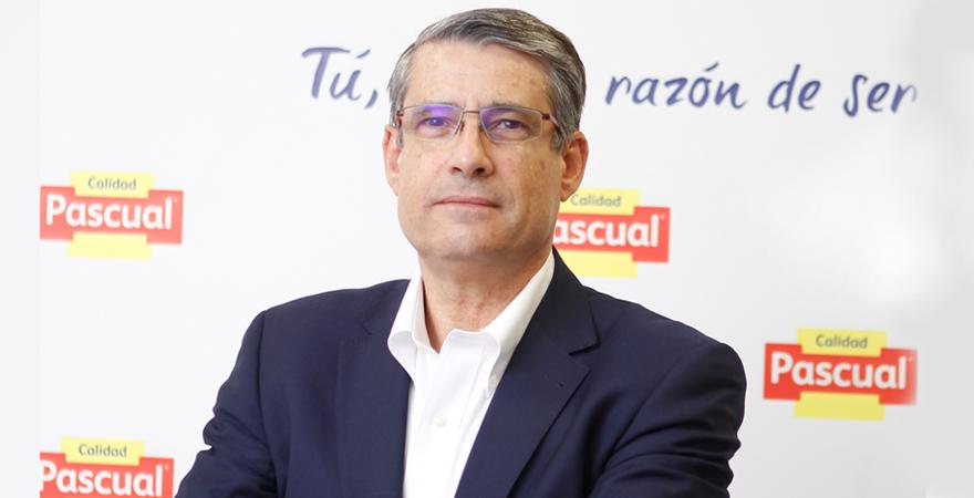 Enrique Guillén, director de Personas, Servicios y Calidad Total de Calidad Pascual