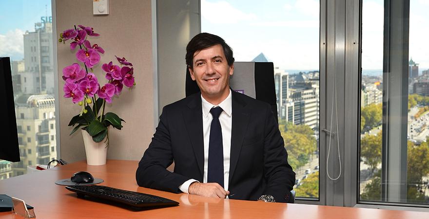 Jorge Calviño, director de RRHH de Alain Afflelou