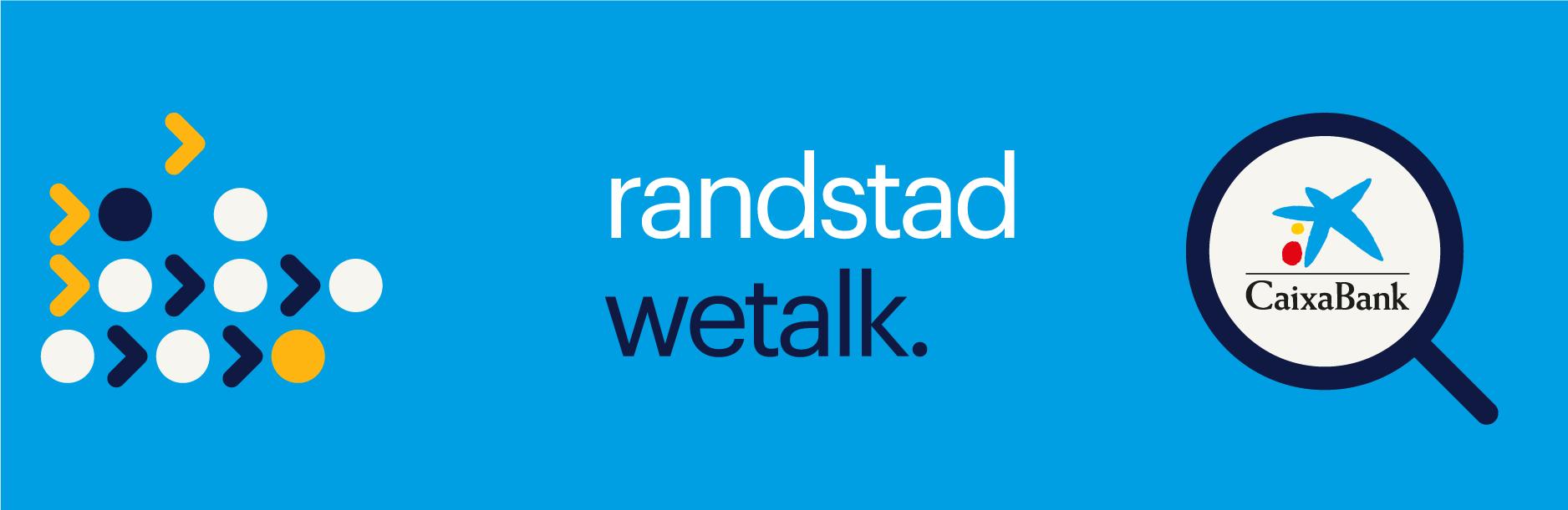 Randstad wetalk | Caixabank | Exit page