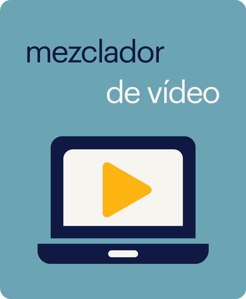 mezclador vídeo